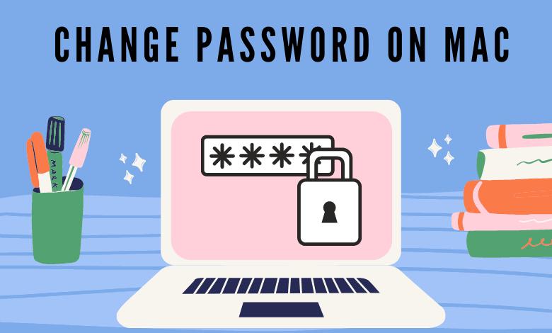 How to Change Password on MacBook