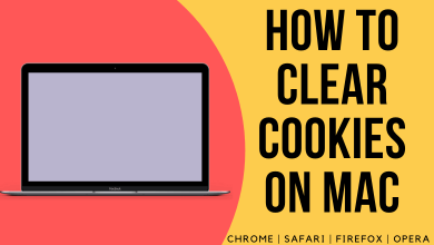 How to Clear Cookies on Mac