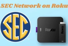 SEC Network on Roku