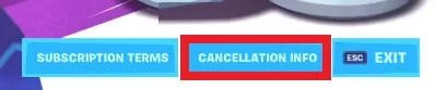 How to Cancel Fortnite Crew Subscription