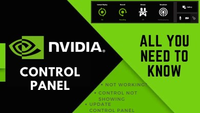 How to Open Nvidia Control Panel?