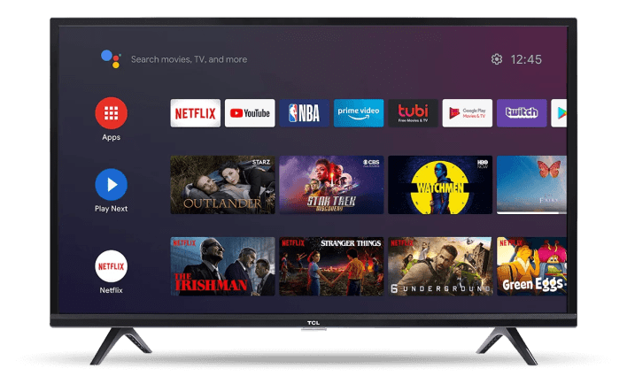 Disney Plus on TCL Android TV