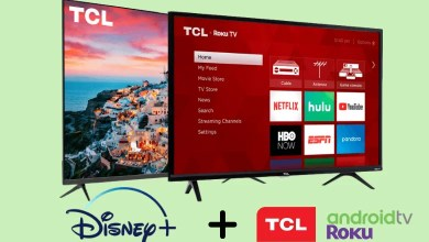 Disney Plus on TCL TV
