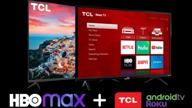 HBO Max on TCL TV