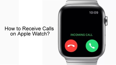 How to receive calls on apple watch