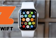 Zwift on Apple Watch