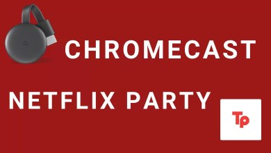 Chromecast Netflix Party