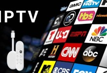 IPTV on Google TV