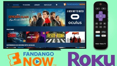 FandangoNow on Roku