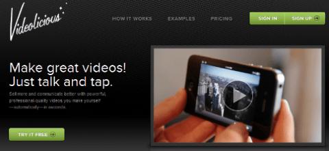 Videolicious- Tech Panorma