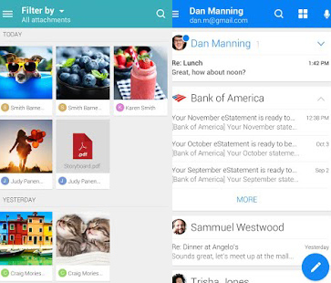 we-mail android app-techpanorma
