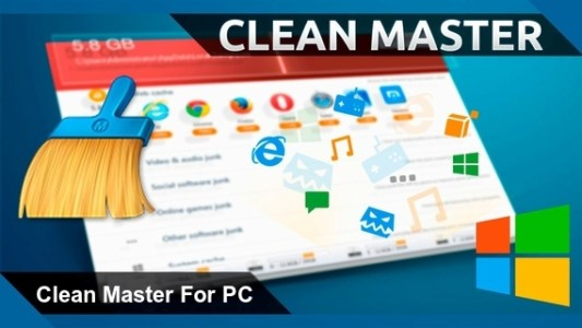 Clean Master For PC & Mac-techpanorma