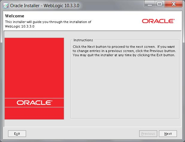 Weblogic installation in linux - TechPaste Com