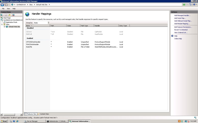 Weblogic IIS plugin configuration steps - TechPaste Com