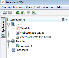 Java VisualVM