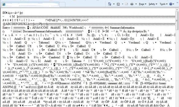 Mime Type Missing Error in Weblogic