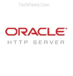 Oracle HTTP Server