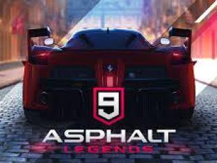 Asphalt 9 Best Games to Play on Chromebook