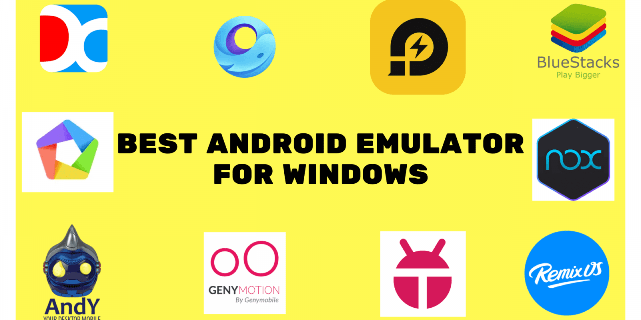 10 Best Android Emulators For Windows PC & Laptops