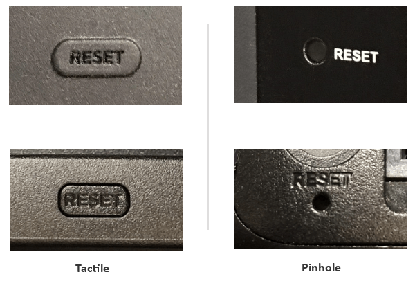 reset button - How To Reset Roku?