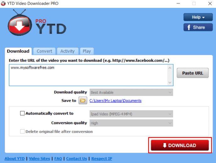 How to Download Embedded Video - Software
