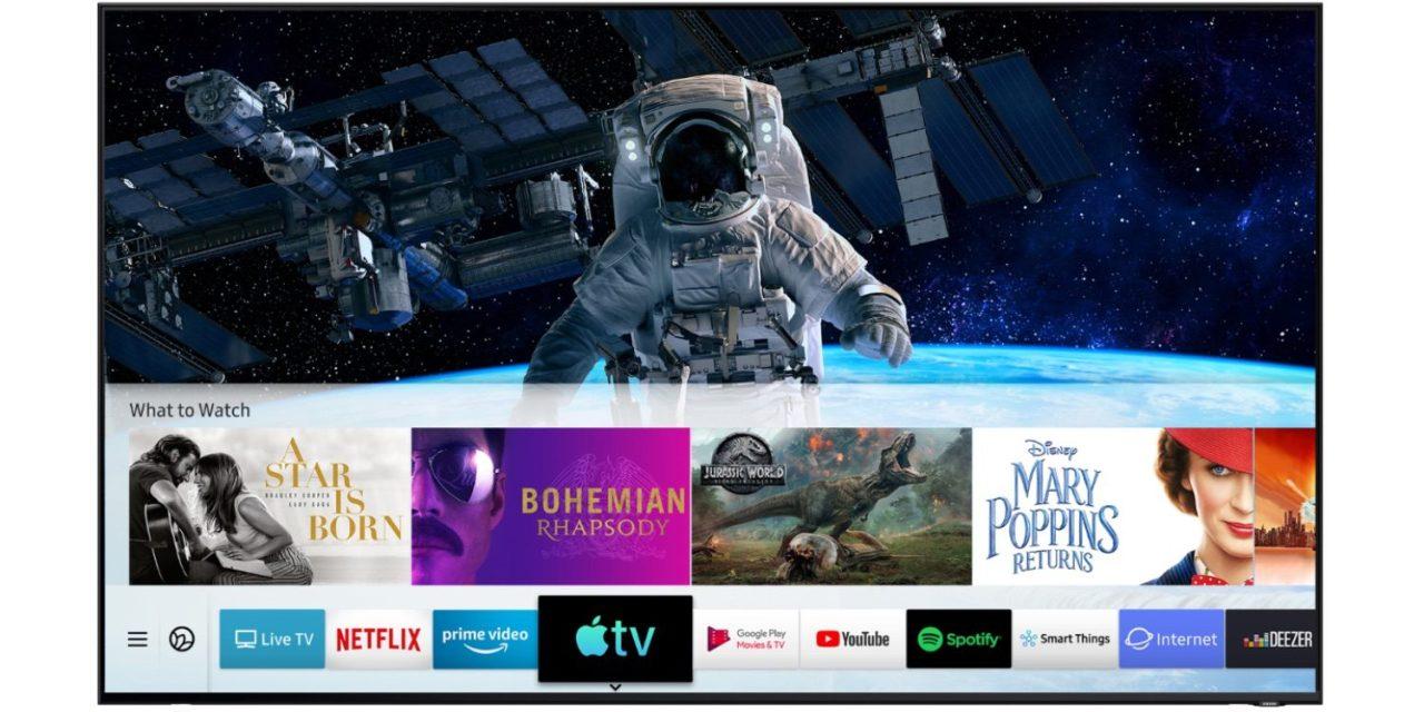 How to Update Samsung Smart TV Apps