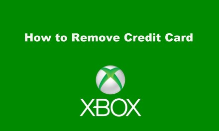 How to Remove Credit Card from Xbox using 2 Easy Ways