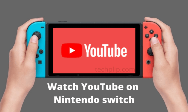 How to Install and Stream YouTube on Nintendo Switch
