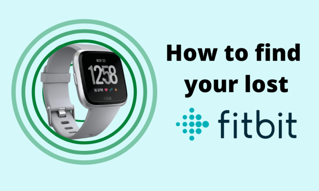 How to Find a Lost Fitbit Device Quickly [Two Simple Ways]