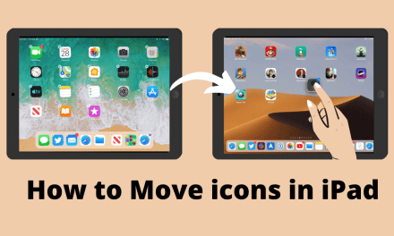 How to Move Icons on iPad | Re-arrange and Delete Apps
