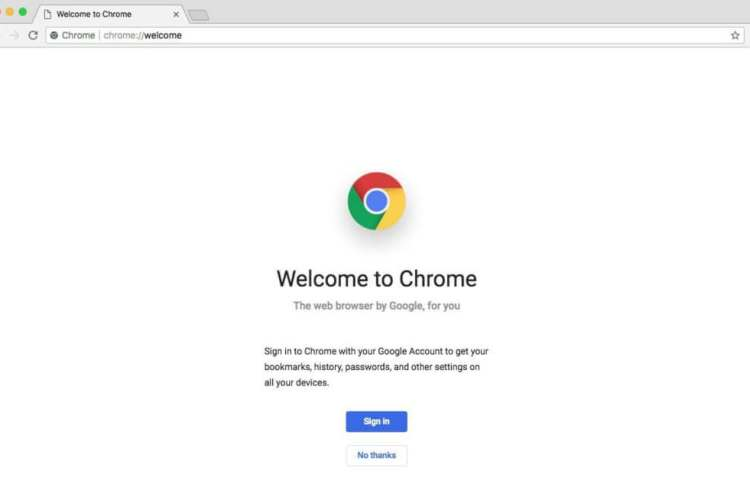 Best Web Browser for Mac - Chrome