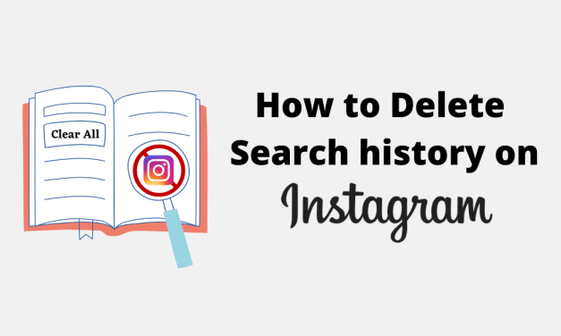 How to Delete Search History On Instagram [3 Ways]