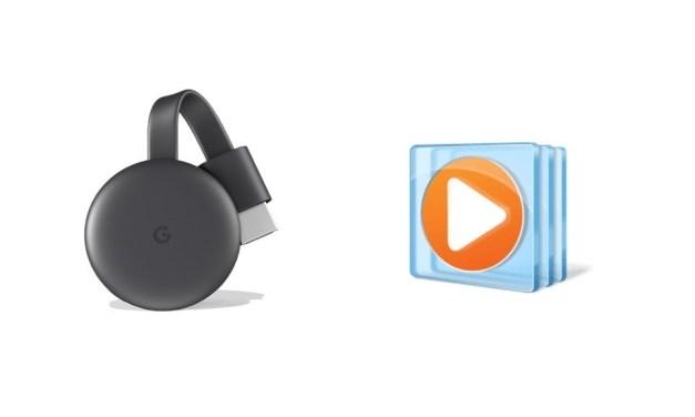 Chromecast Windows Media Player   Cast Local Videos to TV