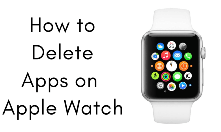 How to Uninstall or Delete Apps on Apple Watch