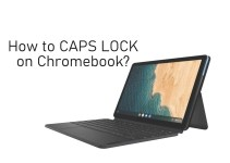 How to caps lock on Chromebook 1