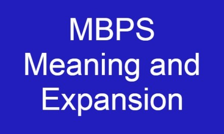MBps & Mbps Meaning and Full Form [Difference Explained]