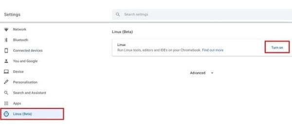 Minecraft on Chromebook - Linux (Beta)