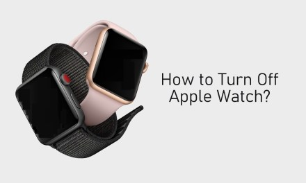 How to Turn Off Apple Watch in Simple Steps