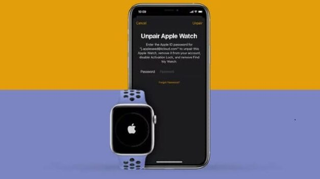 How to Unpair Apple Watch to Pair with a New iPhone