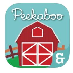 Peekaboo barn -Best iPad Apps for Toddlers