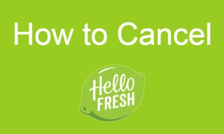 How to Cancel HelloFresh Subscription Easily