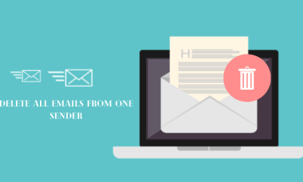 How to Delete All Emails From a Sender [Quick Ways on a PC & Phone]