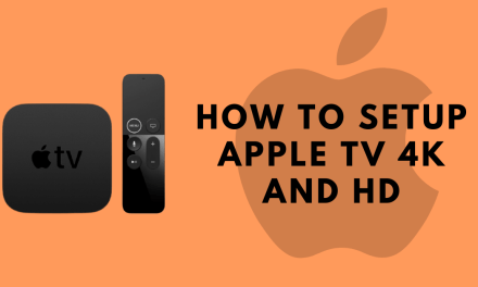 How to Set up Apple TV to Get Started [Step-by-Step Guide]