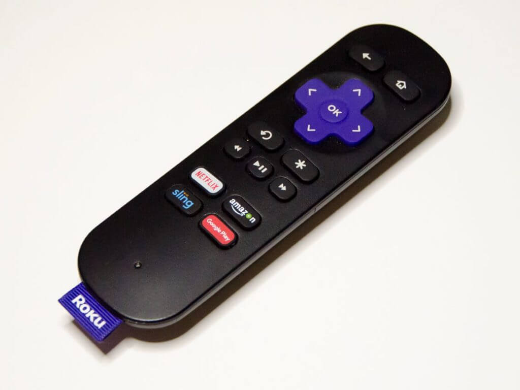 Roku Remote