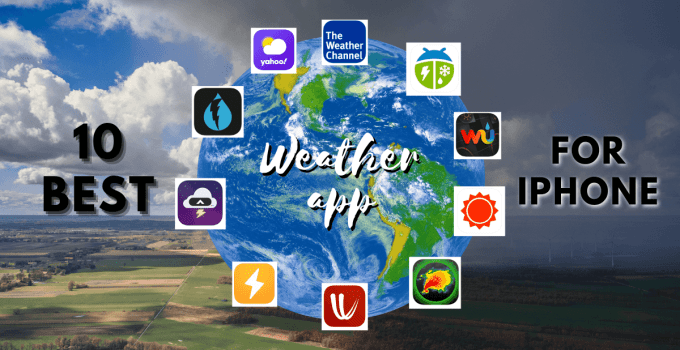 Best Weather App for iPhone