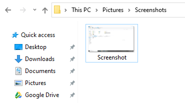 How to Screenshot on Toshiba