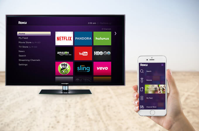 How to Use Screen Mirroring on Roku [All Possible Ways]