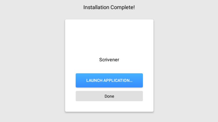 Launch Windows App on Chromebook