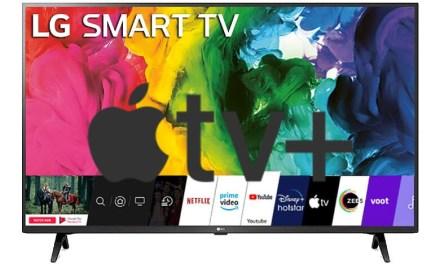 How to Stream Apple TV on LG Smart TV [2 Easy Ways]