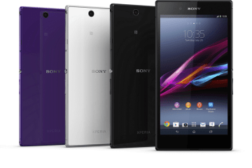 Xperia Z Ultra Range - The New Sony Xperia™ Z Ultra Now Available in UAE FOR 2999 AED.